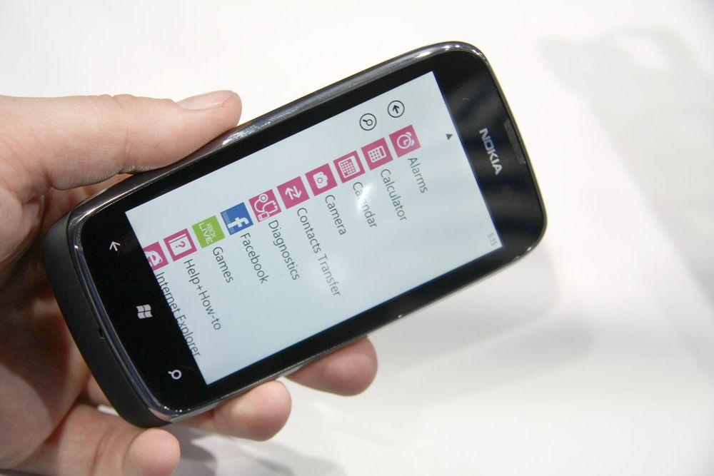 Dette er nyhetene i Windows Phone Tango