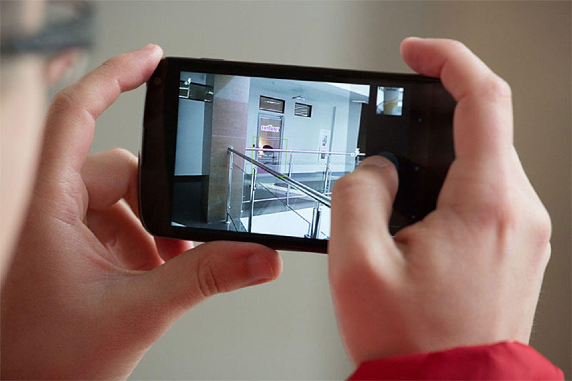 LG Nexus 4 allerede testet