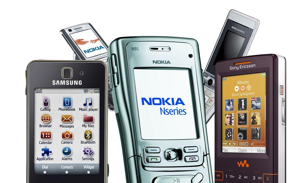 5 telefoner som skuffet oss