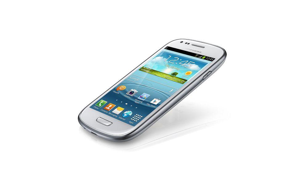 Samsung lanserer Galaxy S III Mini
