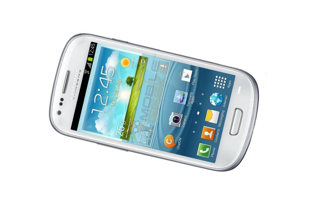 Galaxy S III Mini lanseres i morgen