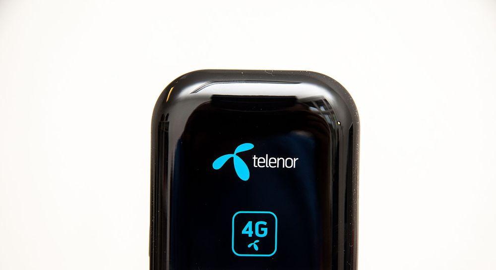 Telenor har åpnet 4G-nettet sitt