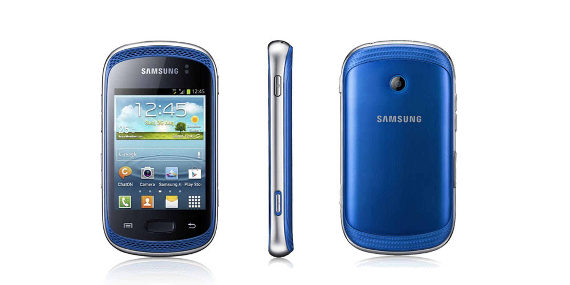 Samsung lanserer Galaxy Music