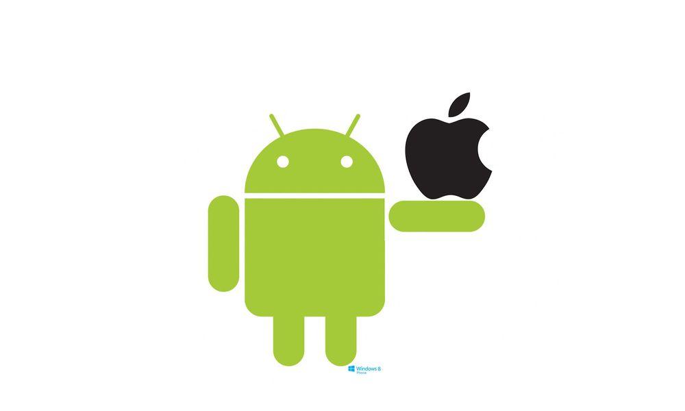 - Android har 70 prosent markedsandel