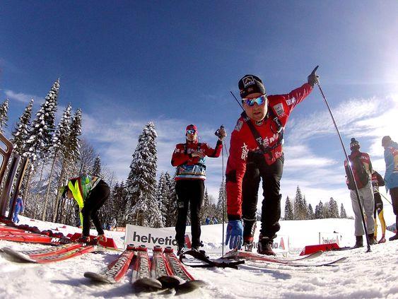 Djevelen ligg i detaljane, seier ordtaket. Det gjeld å teste alt på skitestinga i Sotsji. Her leda an av glidsjef for langrenn, Ronnie F. Hansen og Ivar Tyldum.