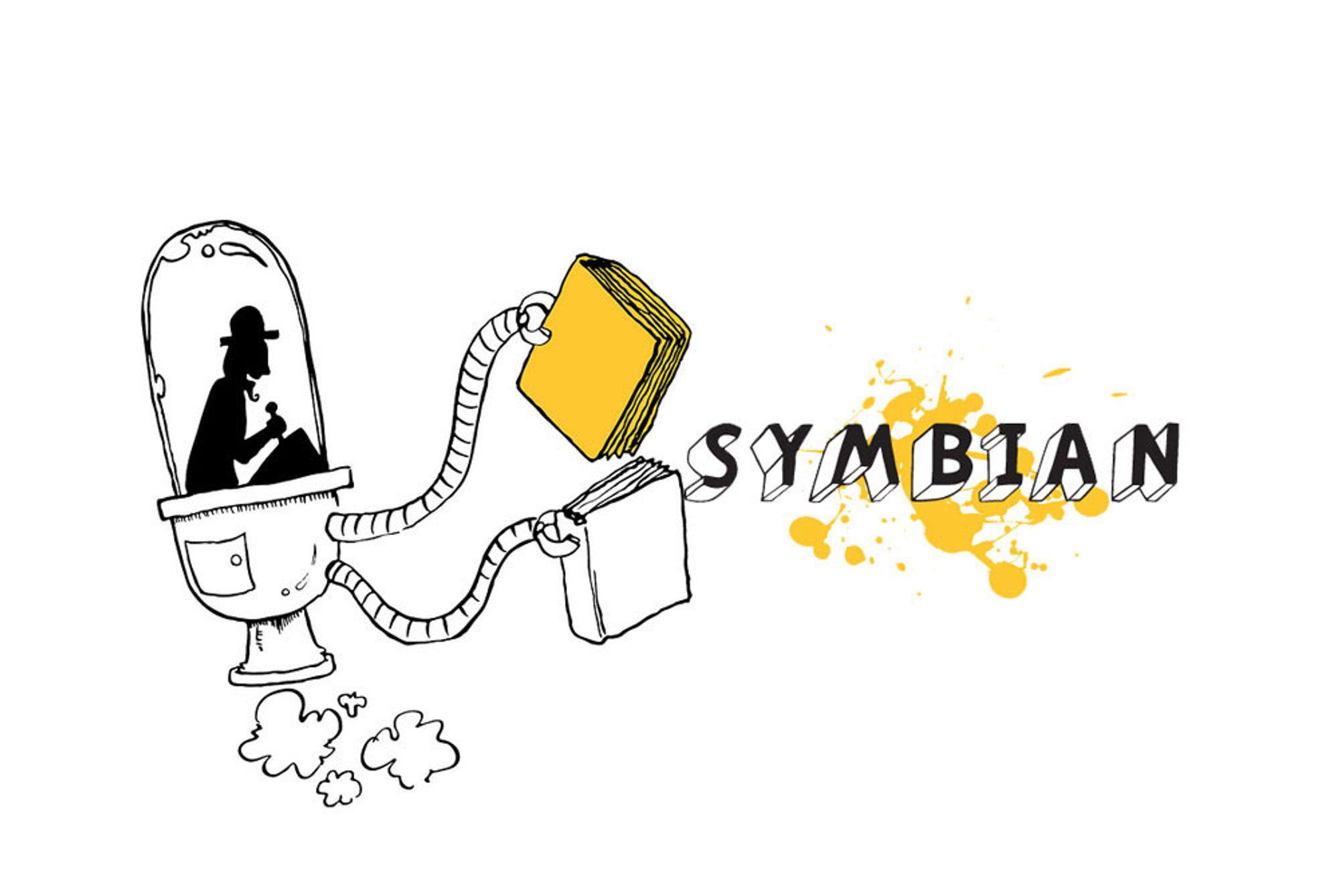 Nå er Symbian åpent og gratis