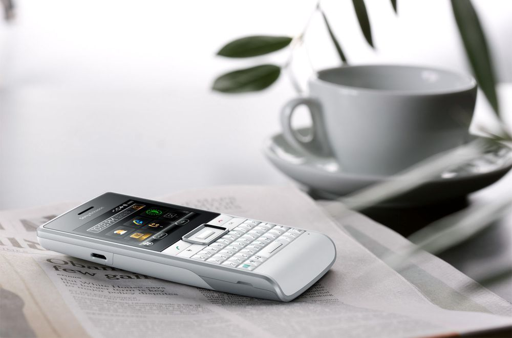 Sony Ericsson lanserer ny Windows-telefon