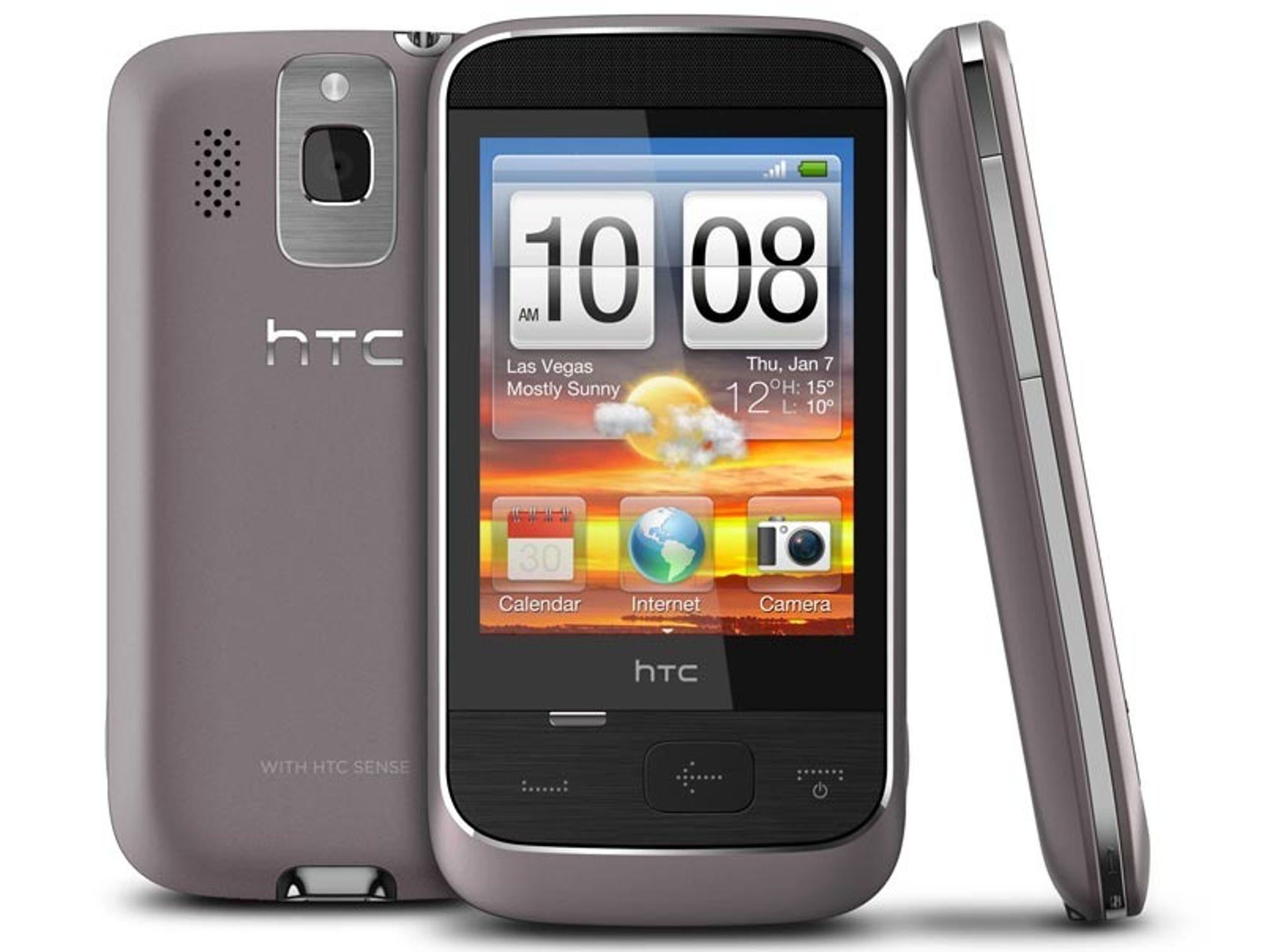 HTC Smart er ikke veldig smart