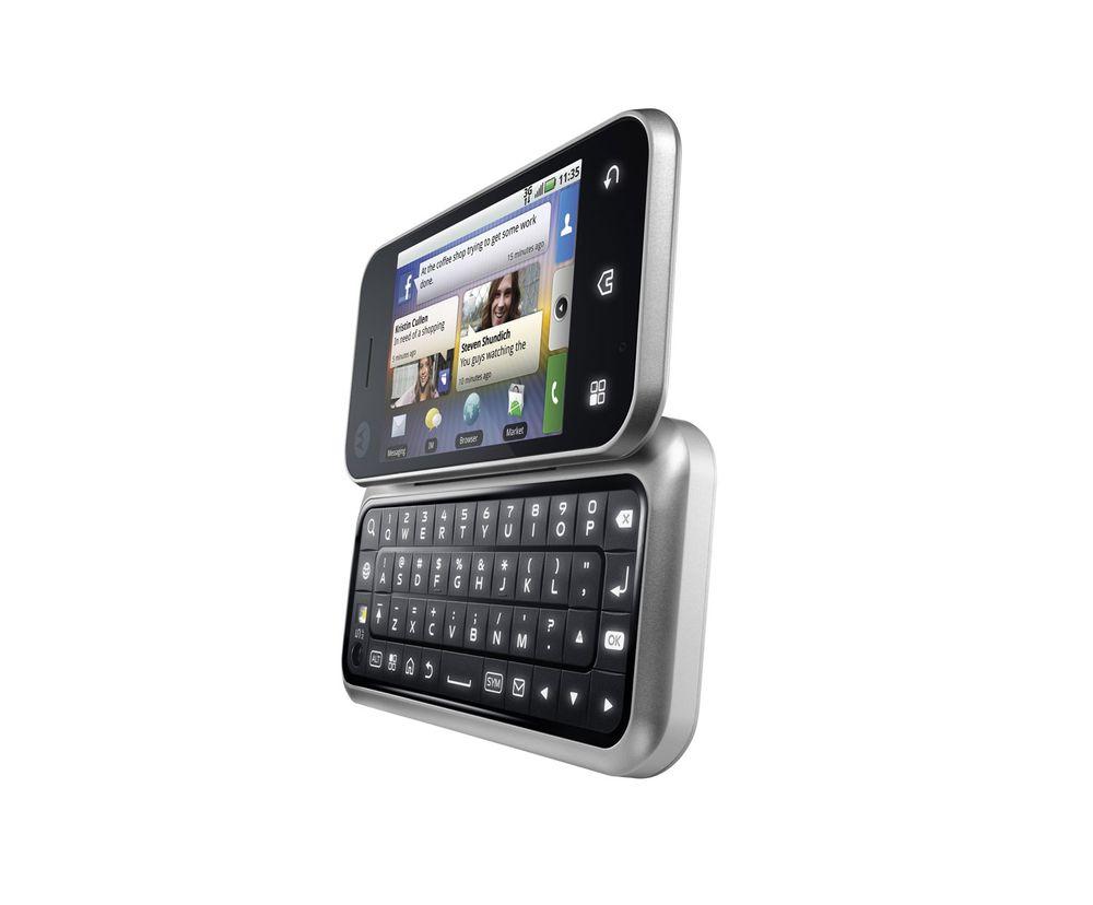 Se Motorolas nye Android-telefon