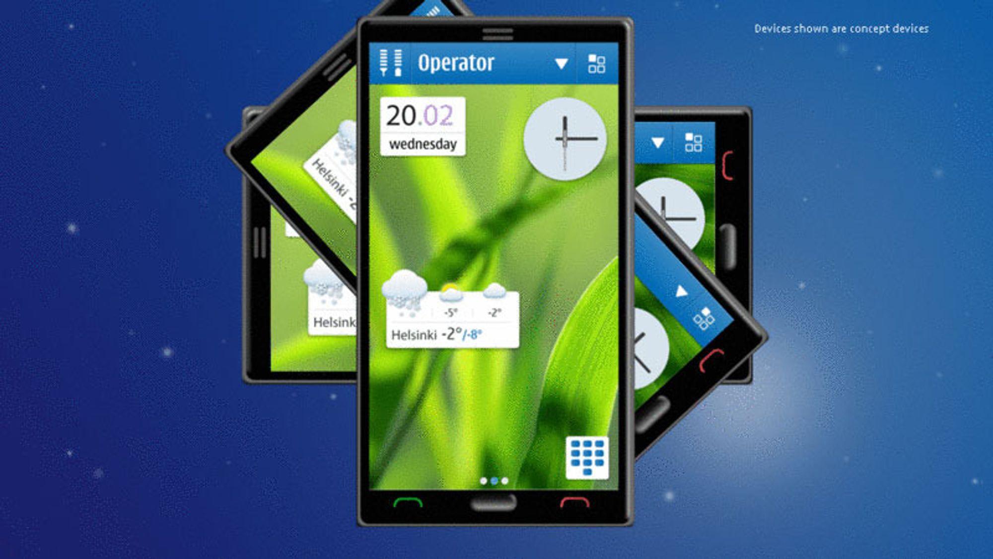 Slik blir Symbian (kanskje) neste år