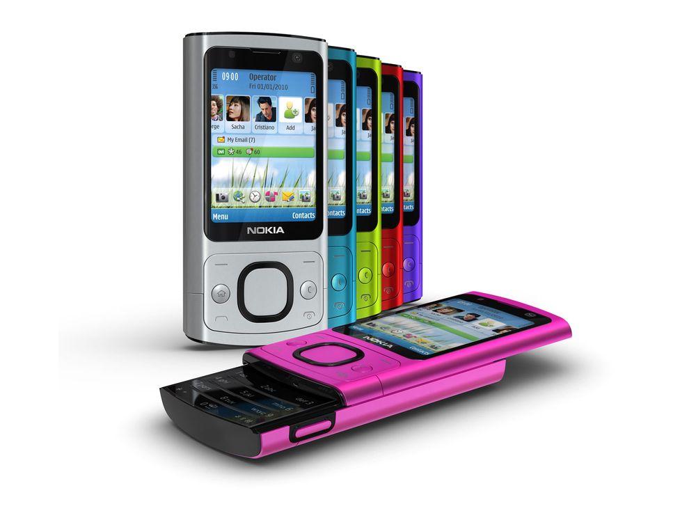 To nye fra Nokia