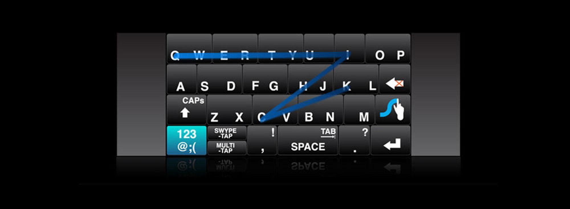 Den nye måten å skrive på mobilen