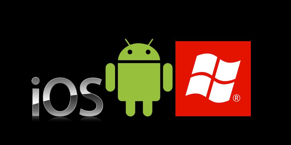 Android, iOS eller Windows Phone?
