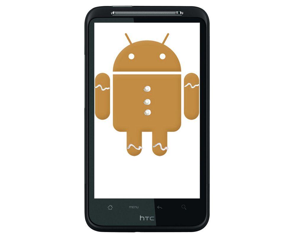 Slik blir Android Gingerbread