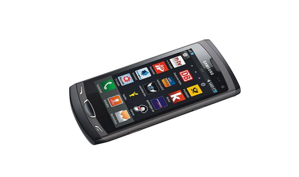 Samsung Wave 2 er her