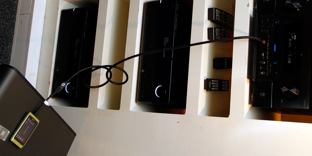Vi har grillet N8s HDMI