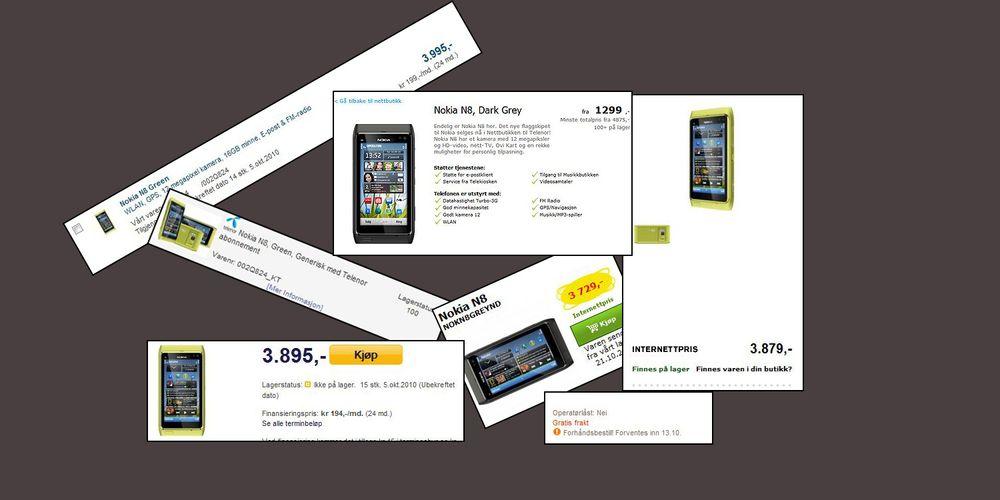 Nokia N8 er her
