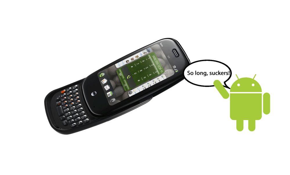 Kutter ut Android
