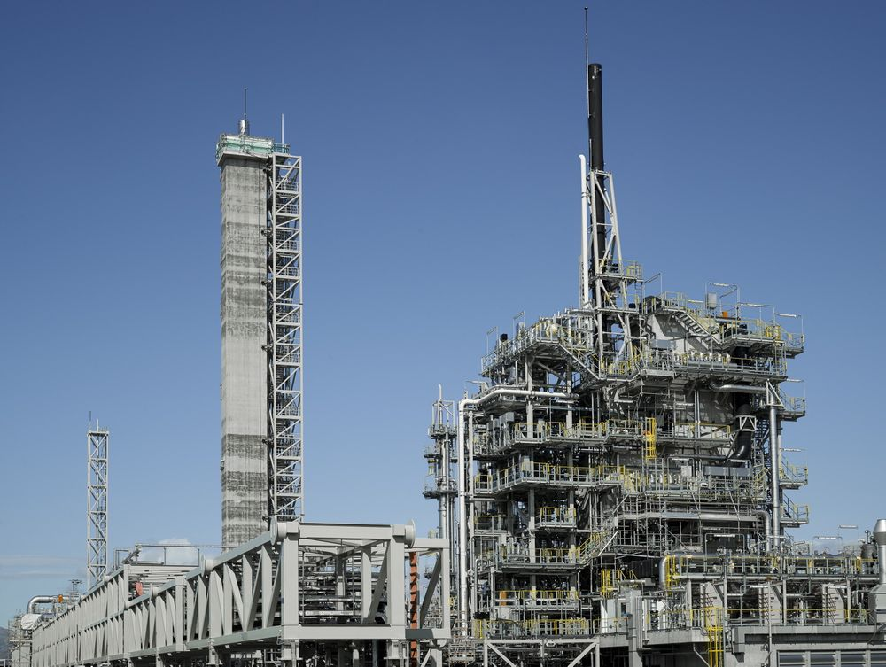 TCM har bedt Miljødirektoratet om å få utvide grensen for ammoniakkutslipp på Mongstad.