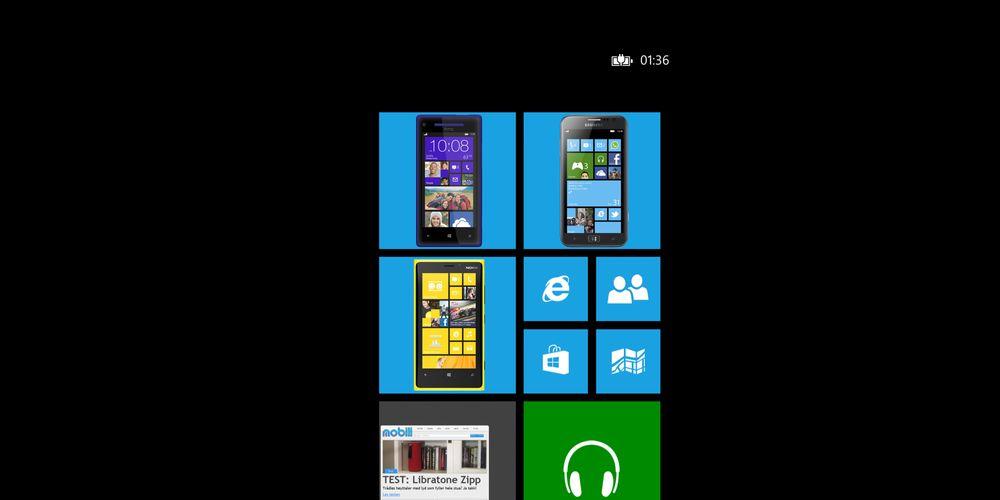Slik kommer du i gang med Windows Phone 8