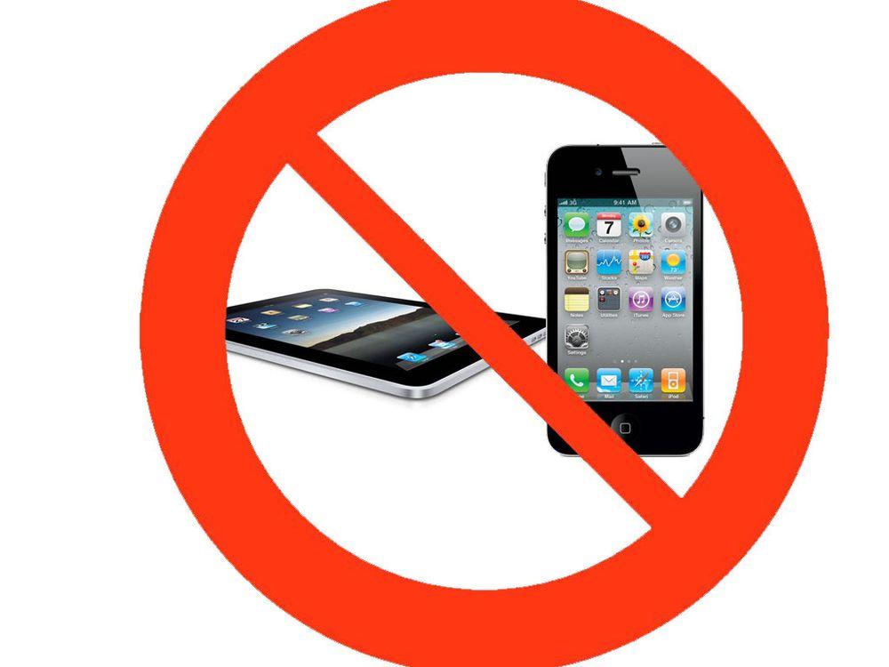 Ikke kjøp iPhone eller iPad