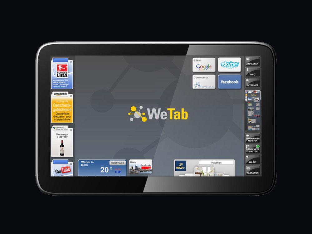 Super-tablet lanseres denne måneden