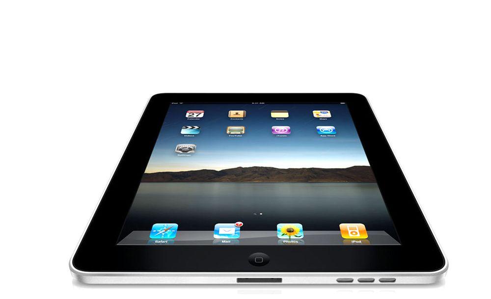 "- Ingen ""Retina Display"" på iPad 2"