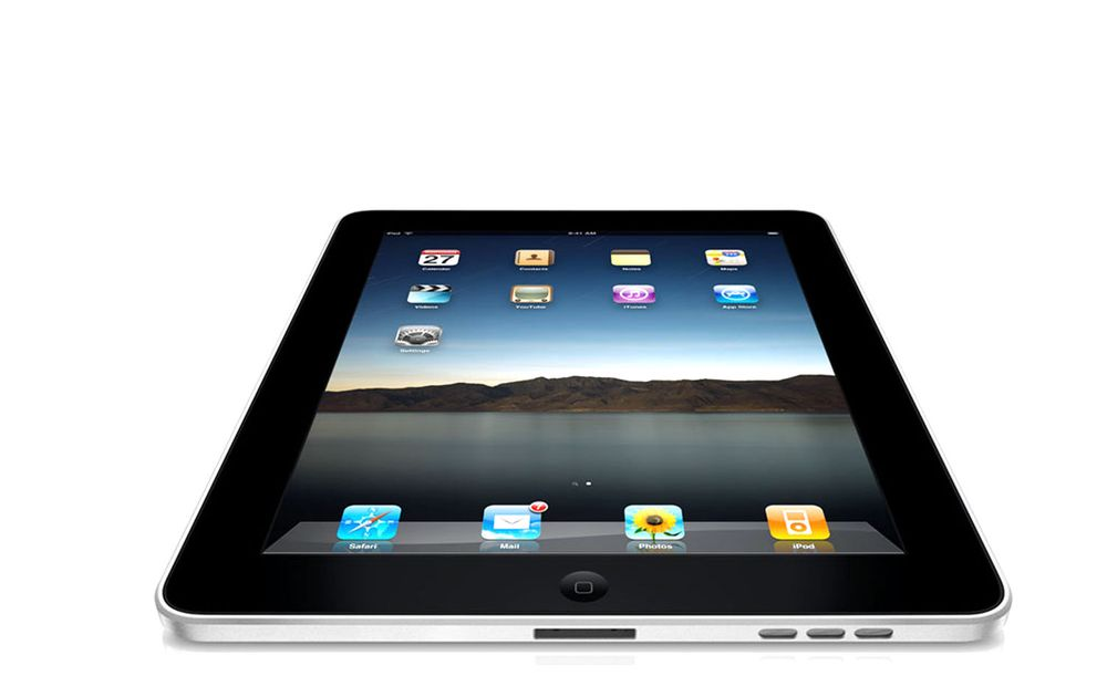 "- Ingen ""Retina Display"" på iPad 2"