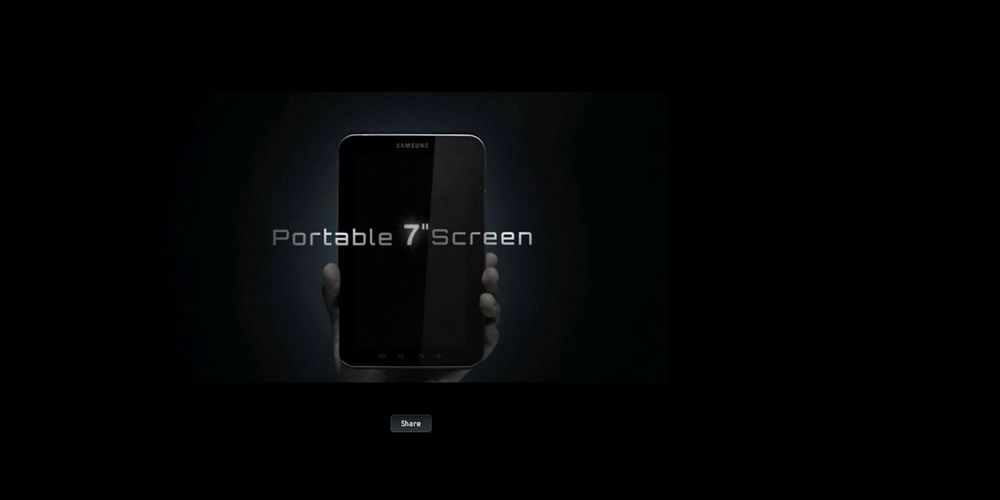Galaxy Tab lanseres 2. september