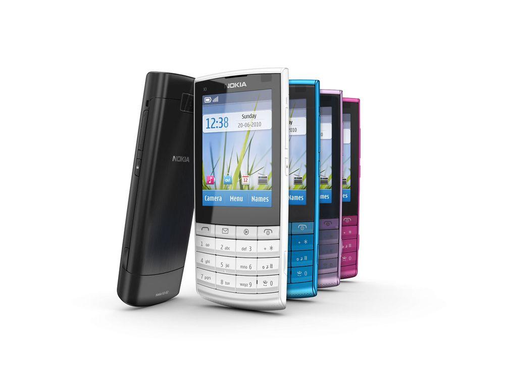 Her er den første Series 40 touch-telefonen