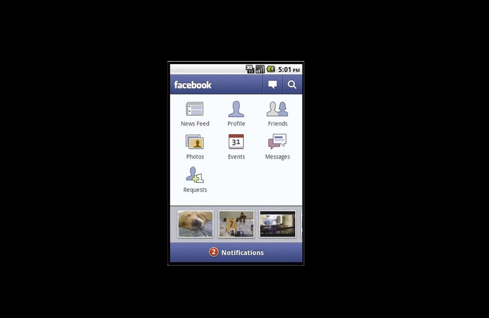 Facebook til Android ble nettopp bedre