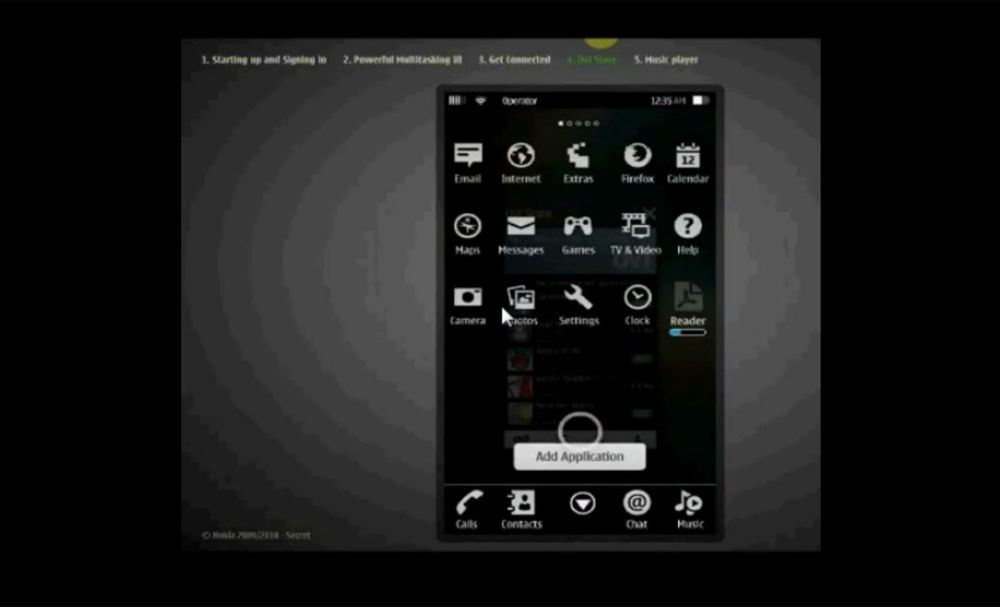 Slik kan Nokias Meego-telefoner se ut