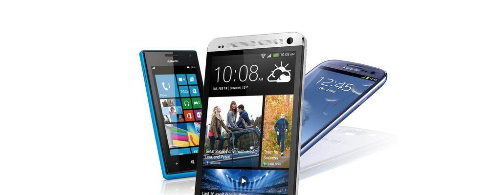 TEST: Dyr eller billig smarttelefon?