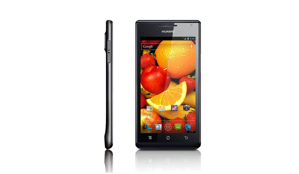 Huawei kan ha Quad Core-mobil på gang