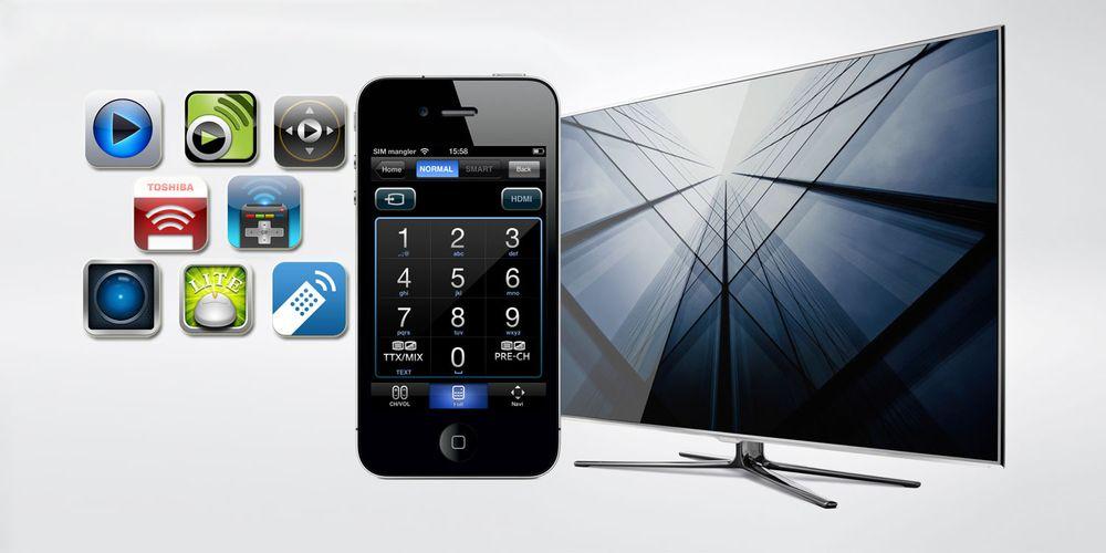 iPhone-apper du kan fjernstyre med