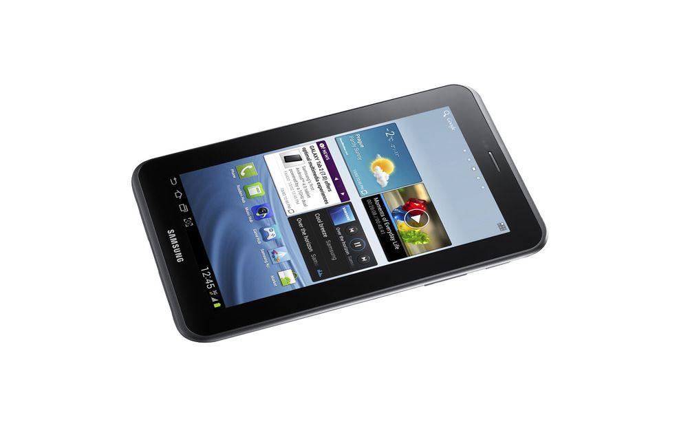 Samsung lanserer Galaxy Tab 2