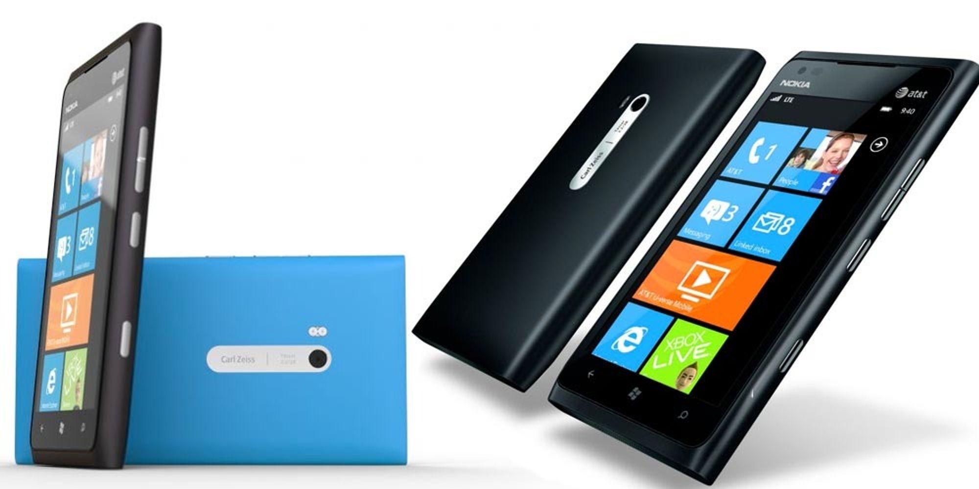 - Nokia skal lansere seks telefoner