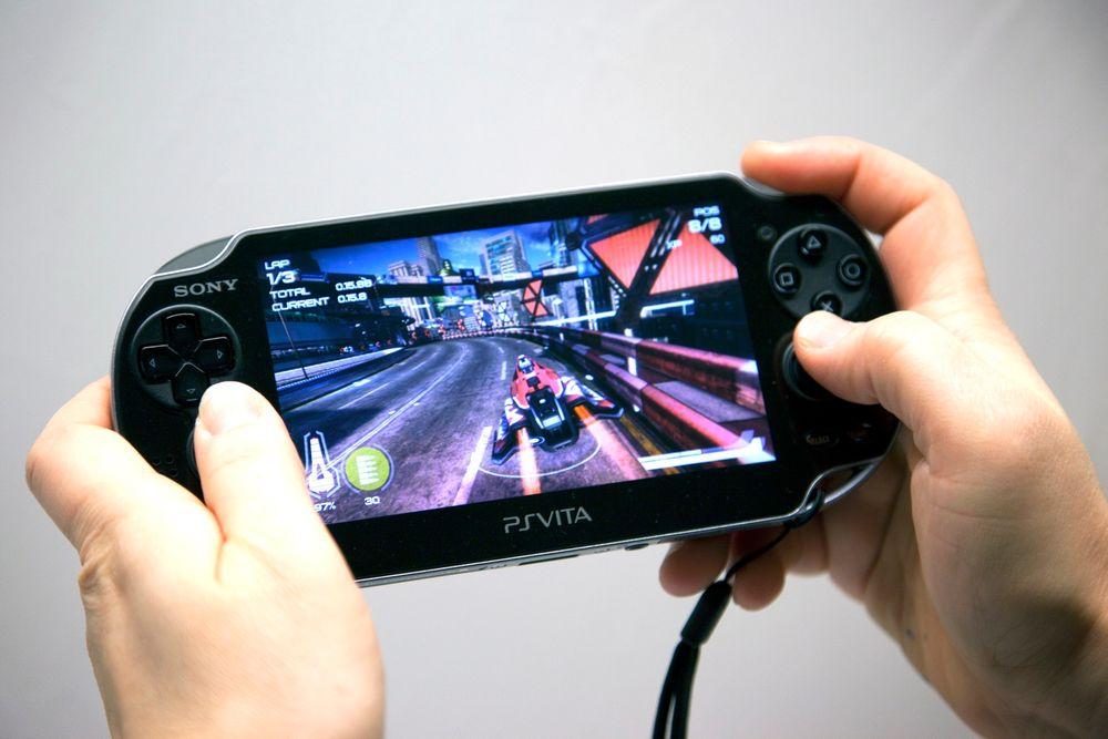 TEST: Playstation Vita