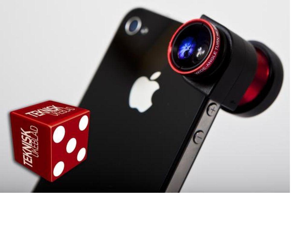 TEST: Olloclip-objektiv til iPhone 4