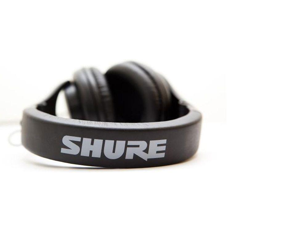 TEST: Shure SRH440