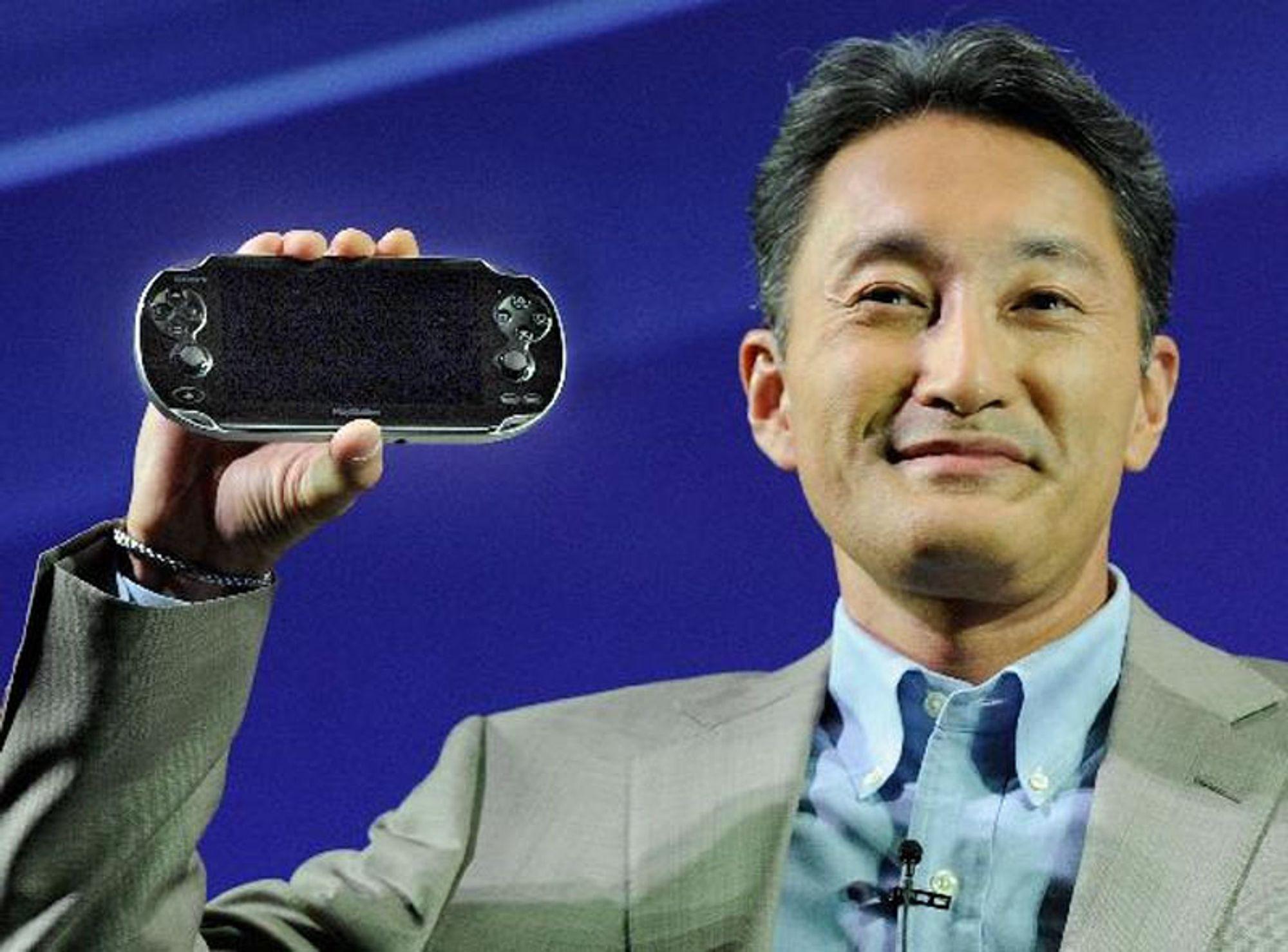 Ny sjef i Sony