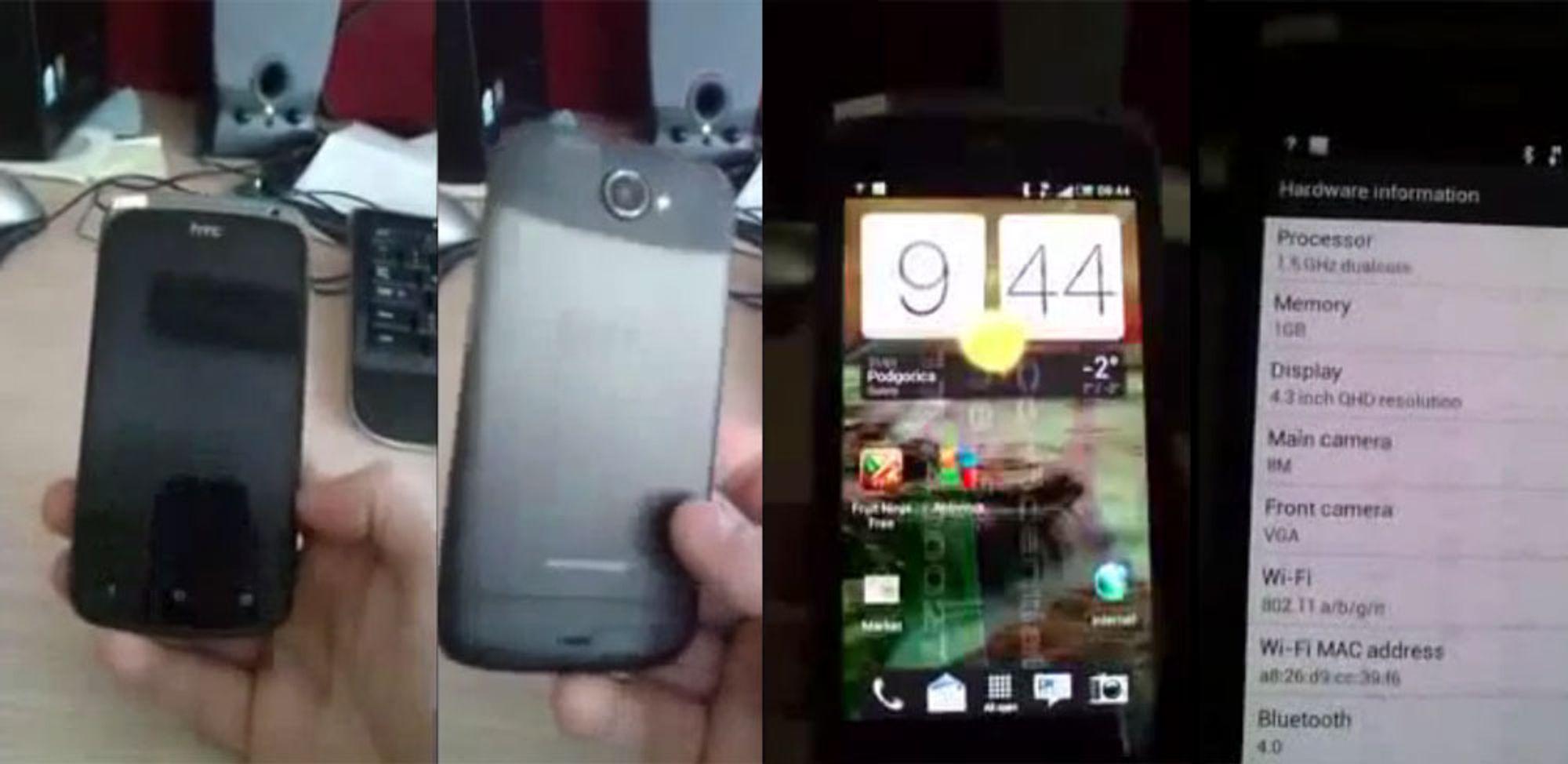 Er dette HTCs tynneste?