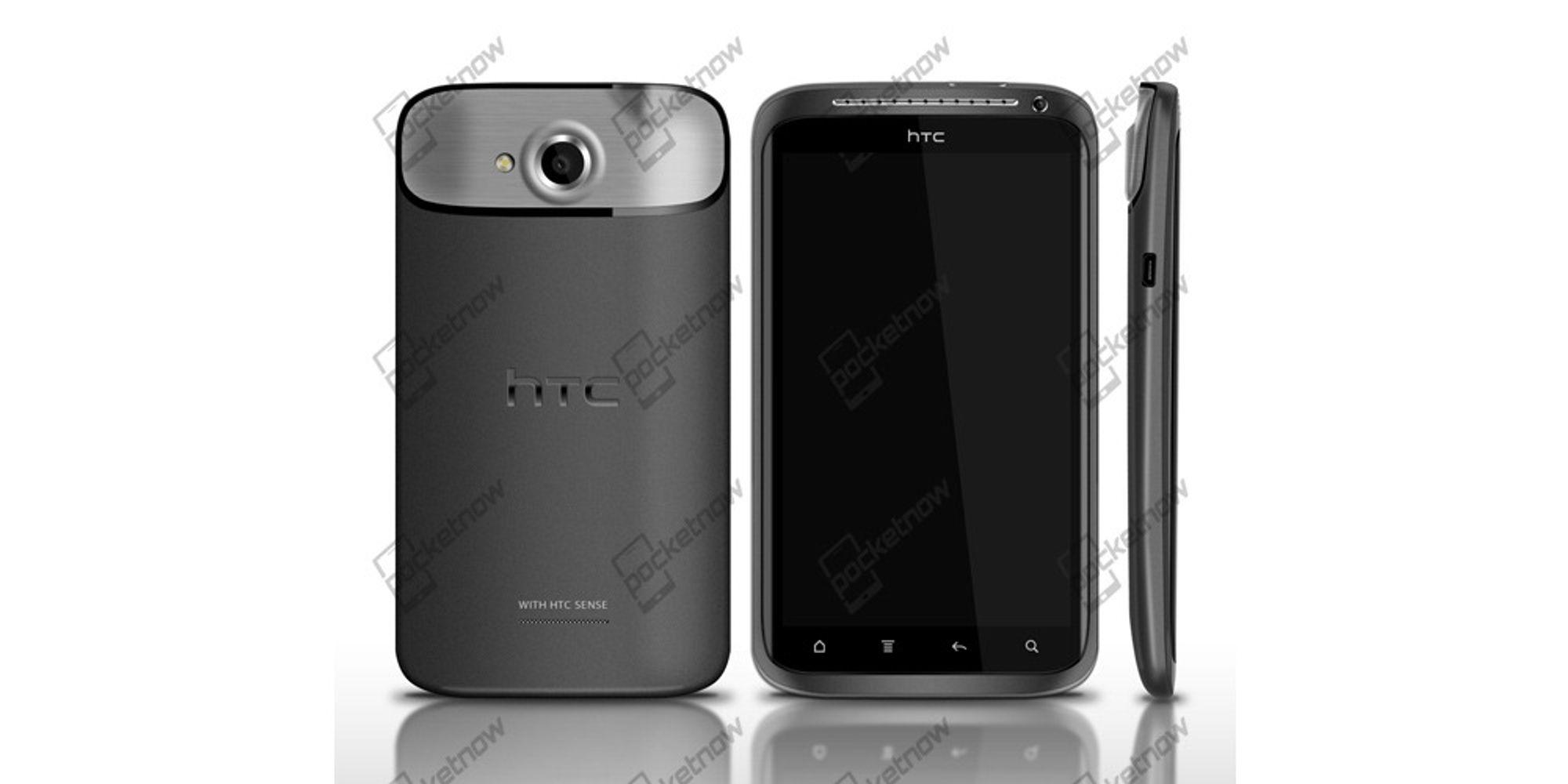 HTC Endeavour lanseres om to uker