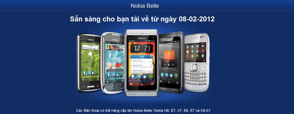 Belle til din Nokia neste uke?