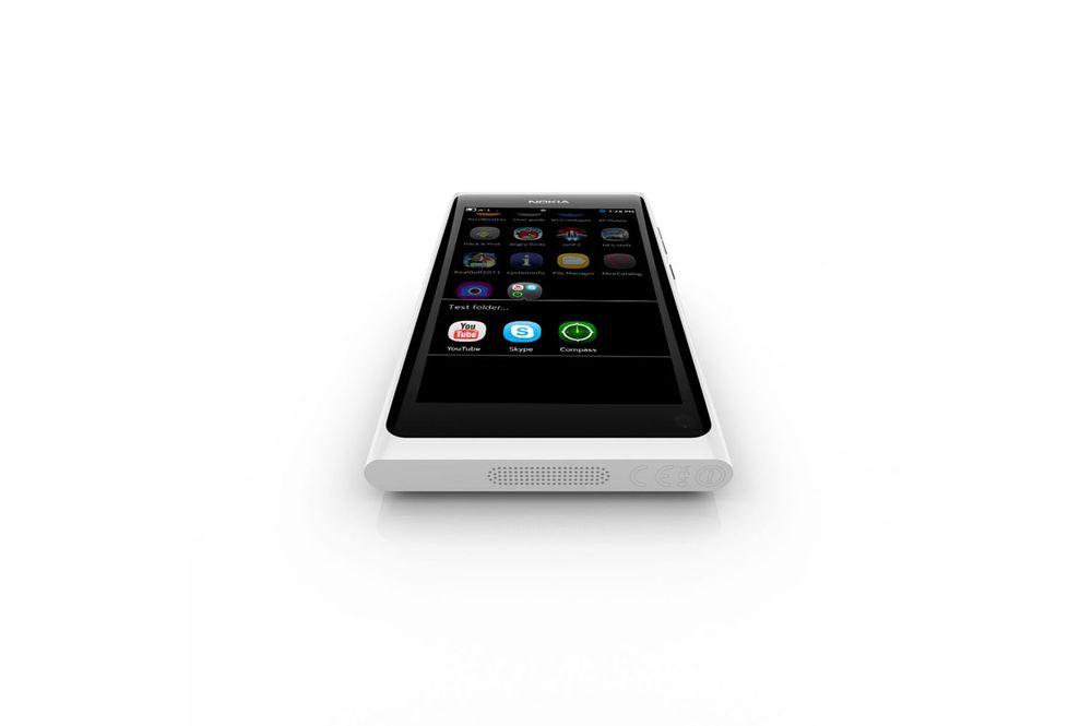 Nokia N9 får ny gigant-oppdatering