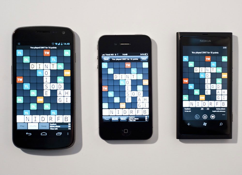 Wordfeud til Windows om én uke