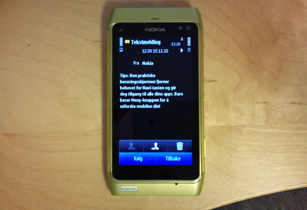 Nokia bøtelagt for SMS-spam