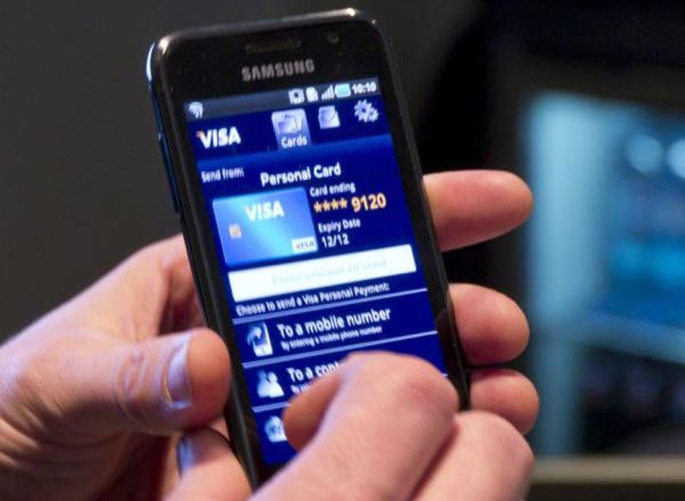 Mobilen overtar for kontanter