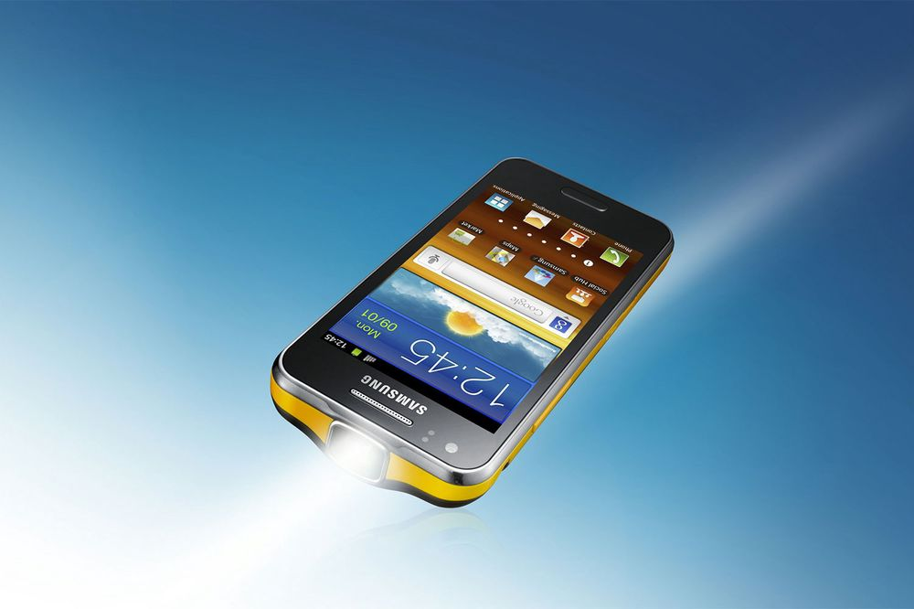 Test: Samsung Galaxy Beam