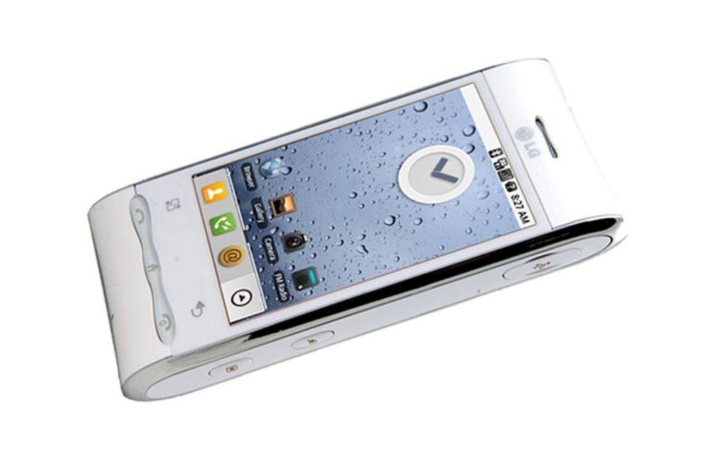 LG har lansert sin andre Android-telefon